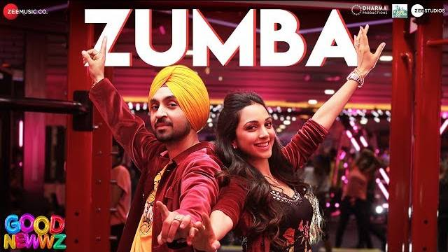 Zumba - Good Newwz Song Lyrics
