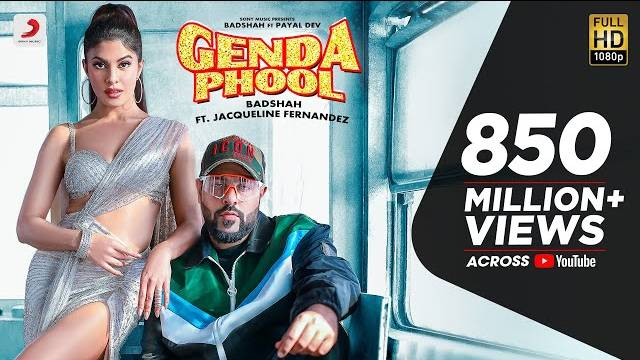 Genda Phool Song Lyrics | Badshah | Sony Music India