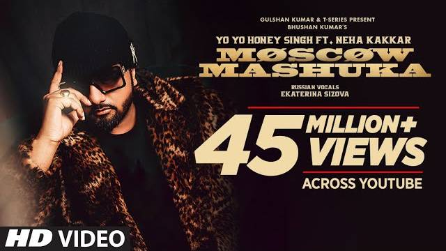 Moscow Suka Lyrics | Honey Singh | Neha Kakkar | T-Series
