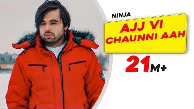 Ajj Vi Chaunni Aah Lyrics