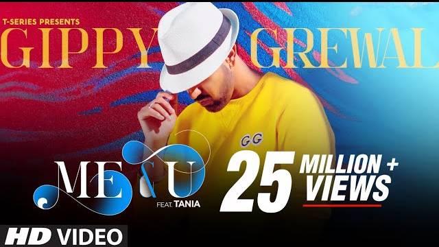 Gippy Grewal Song Me & You Lyrics | Latest Punjabi Songs