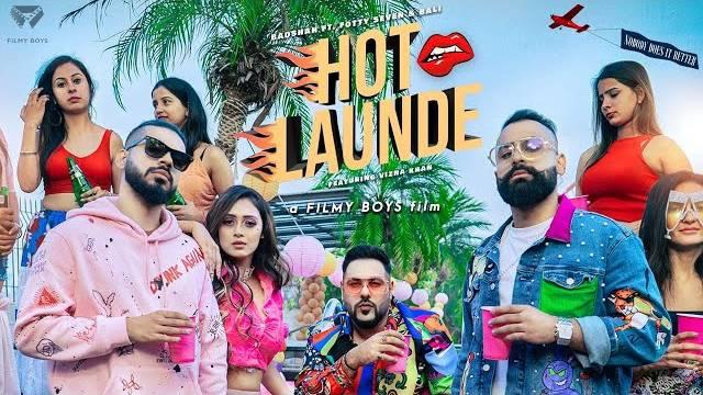 Badshah - Hot Launda Full Song Lyrics