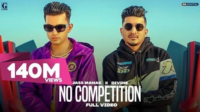 Jass Manak Song No Competition Lyrics   Divine