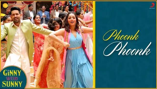 Phoonk Phoonk Lyrics In Hindi | Ginny Weds Sunny Songs