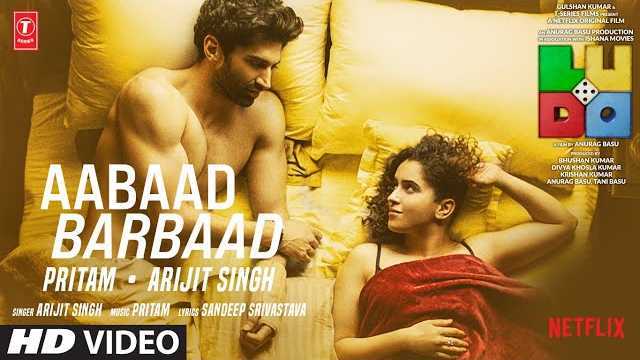 Aabaad Barbaad Lyrics In Hindi | Arijit Singh | Pritam