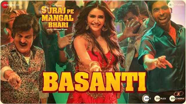 Basanti Aaj Lyrics In Hindi | Payal Dev | Karishma Tanna