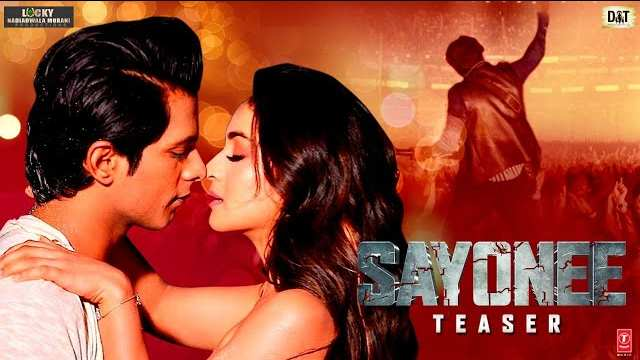 Arijit Singh Song Sayonee Lyrics | T-Series
