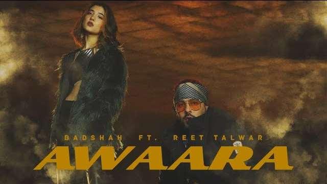 Awaara Lyrics In Hindi | Badshah ft. Reet Talwar