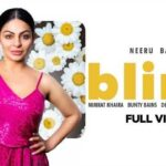 BLINK Lyrics In Hindi | Nimrat Khaira | Neeru Bajwa