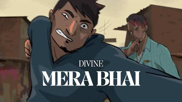 Divine-Mera-Bhai-Lyrics-In-Hindi-_-Divine-New-Songs