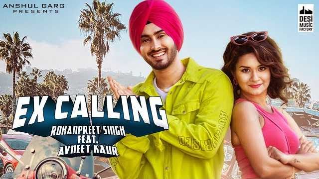 Ex-Calling-Lyrics-In-Hindi-_-Neha-Kakkar-_-Rohanpreet