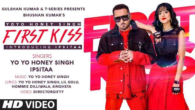 First Kiss Song Lyrics In Hindi | Yo Yo Honey Singh