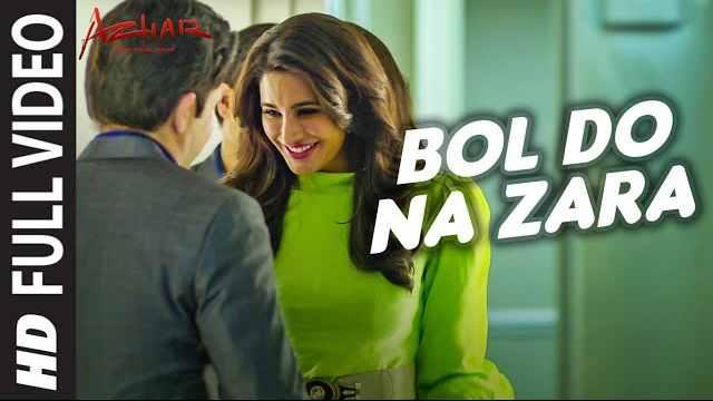Bol Do Na Zara Lyrics | Armaan Malik