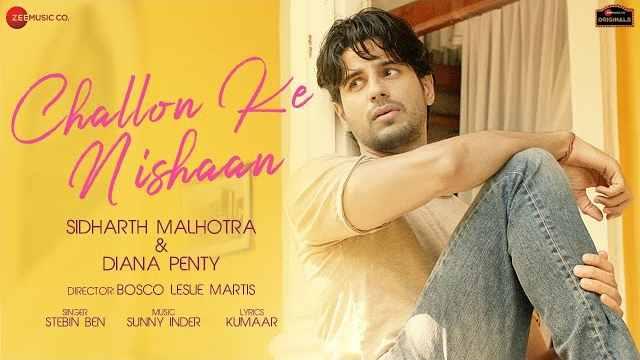 Challon Ke Nishaan Lyrics | Stebin Ben
