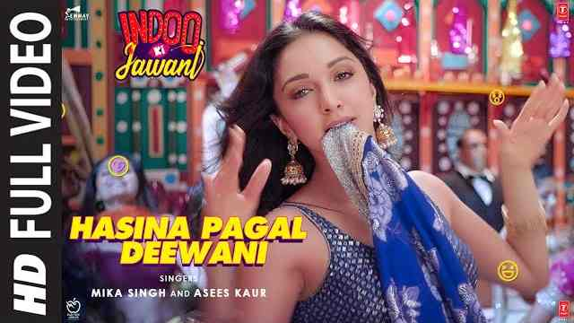 Hasina Pagal Deewani Lyrics - Mika Singh