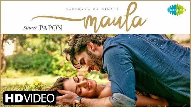 Maula Mere Lyrics | Papon