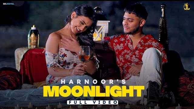 Moonlight Lyrics In Hindi | Harnoor