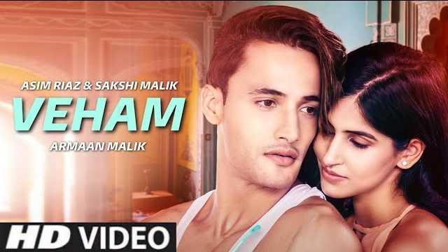 Veham Lyrics In Hindi - Armaan Malik