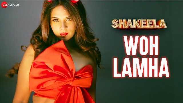 Woh Lamha Lyrics | Vishal Mishra | Shakeela