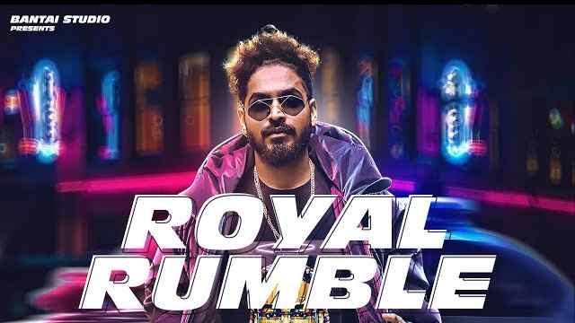 ROYAL RUMBLE LYRICS | EMIWAY BANTAI
