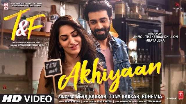 Akhiyaan Lyrics In Hindi | Neha Kakkar