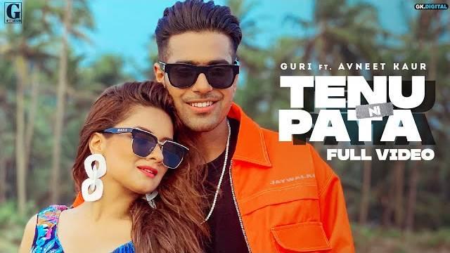 Tenu Ni Pata Lyrics In Hindi | Guri | Sukhe