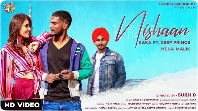 NISHAAN LYRICS - KAKA | DEEP PRINCE