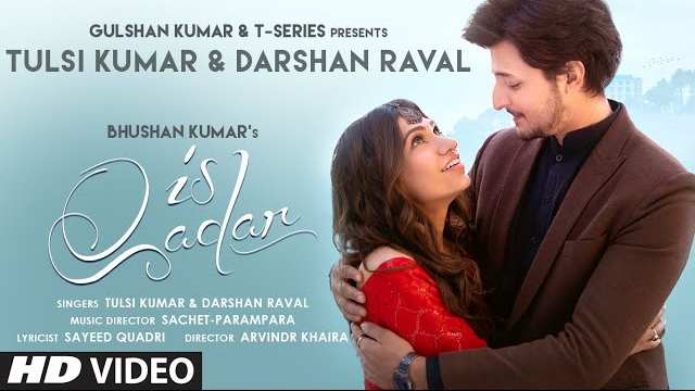IS QADAR LYRICS | DARSHAN RAVAL