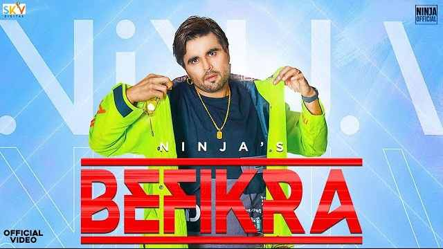 Befikra Lyrics | Ninja | Yeah Proof