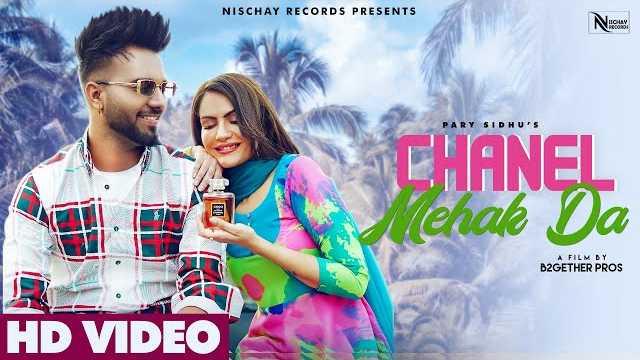 Chanel Mehak Da Lyrics   Parry Sidhu