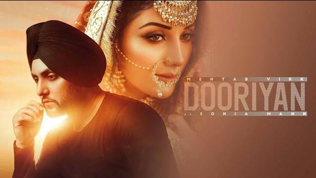 Dooriyan Lyrics In Hindi | Mehtab Virk