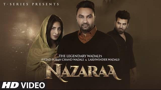 Nazaraa Lyrics | Lakhwinder | Mahira Sharma
