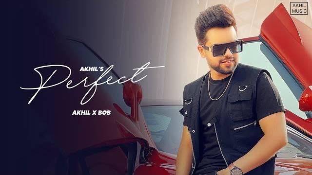 Perfect Lyrics | Akhil | Bob