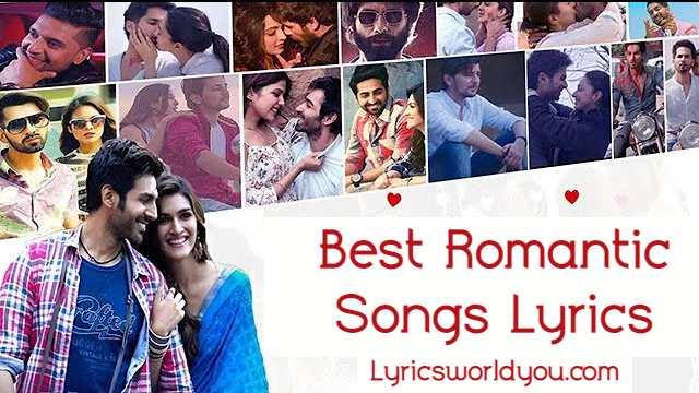 Best Love Songs Lyrics In Hindi | Top Romantic Songs Lyrics