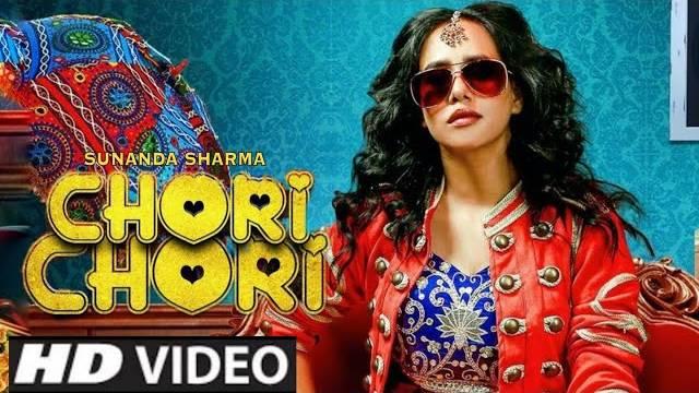 CHORI CHORI LYRICS - Sunanda Sharma | Jaani