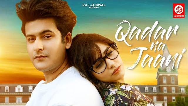 Qadar Na Jaani Lyrics - Sonu Kakkar