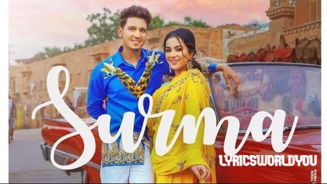 SURMA LYRICS - Karan Randhawa | New Punjabi Songs 2021