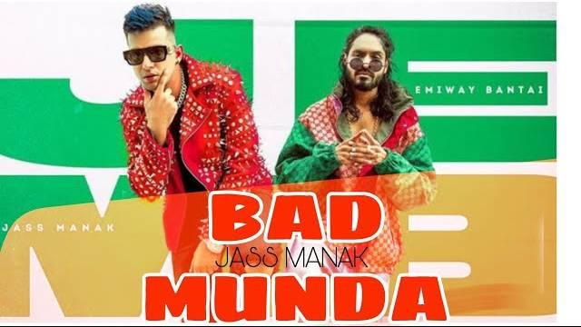 BAD MUNDA LYRICS - Jass Manak | Emiway Bantai