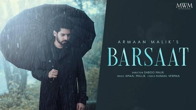 Barsaat – Armaan Malik Mp3 Hindi Song 2021 Free Download