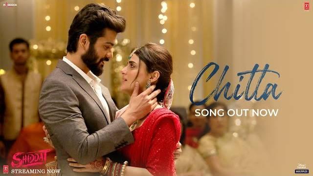 CHITTA LYRICS - Shiddat   Manan Bhardwaj