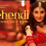 MEHENDI LYRICS - Dhvani Bhanushali | Vishal Dadlani
