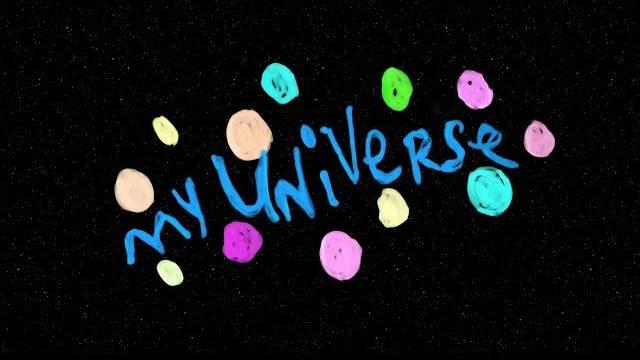 My Universe Lyrics - Coldplay X BTS