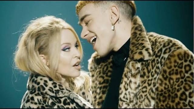 A Second to Midnight Lyrics - Kylie Minogue x Years & Years
