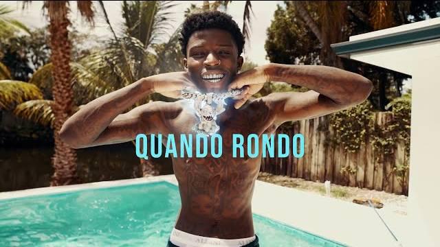 Quando Rondo - Real Steppa Lyrics